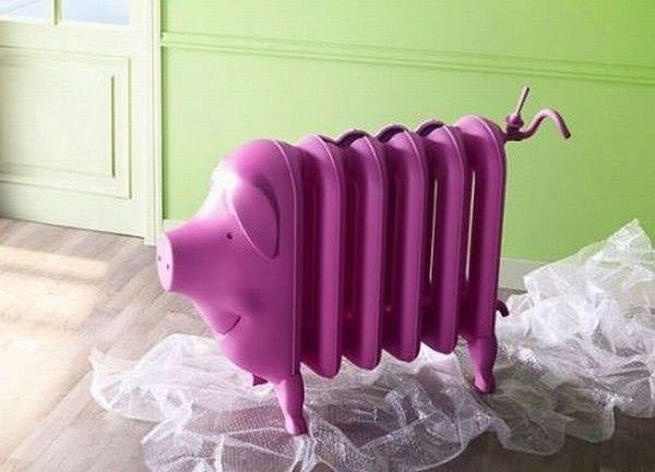 радиатор поросенок