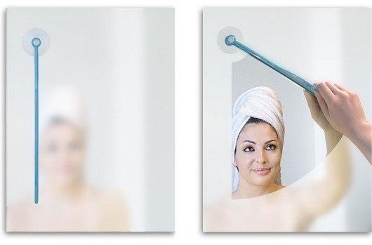 дворники для зеркала в ванной