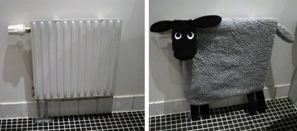 батарея овечка