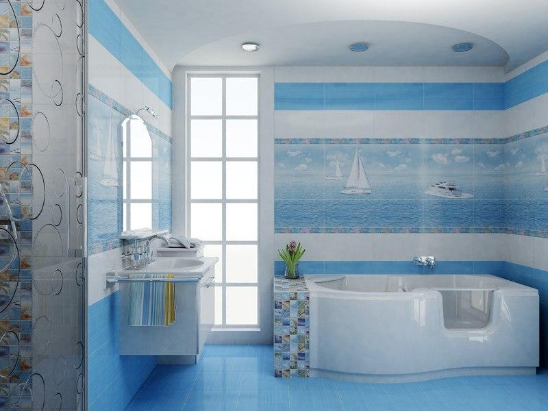 Выбираем, чем покрыть пол в ванной: 5 предложений