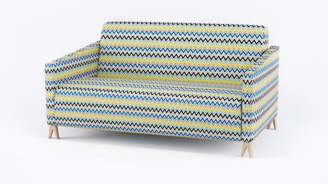 10 стильных диванов для маленькой комнаты