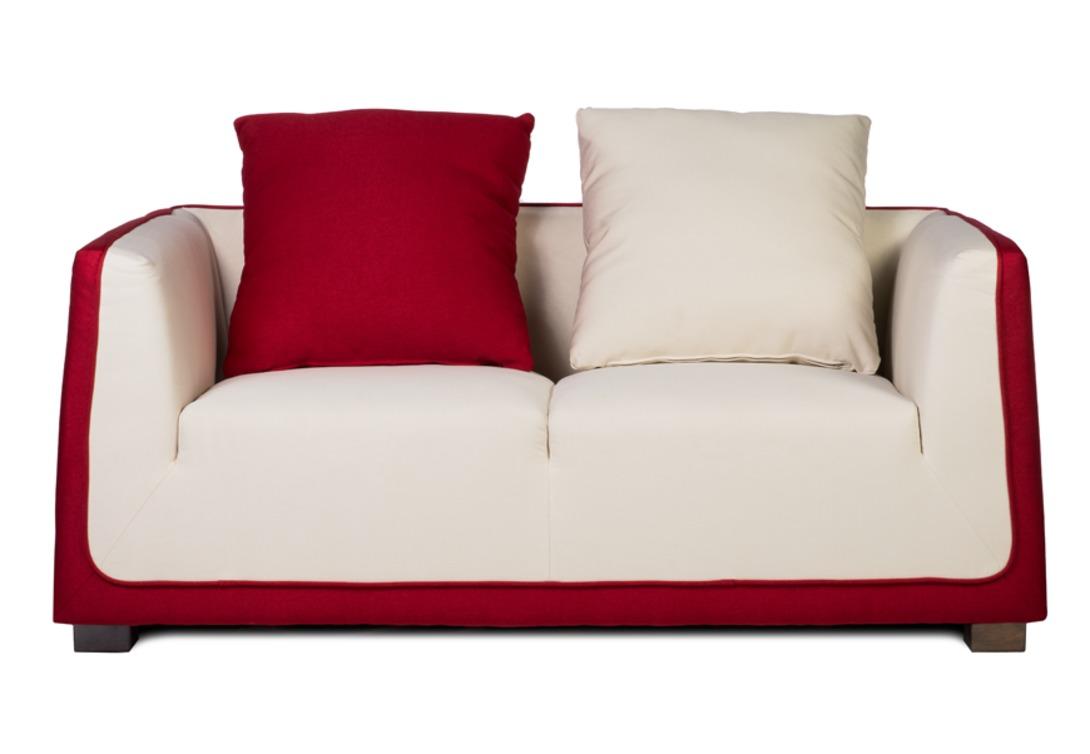 красно-белый диван мейсон