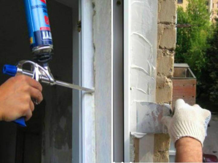 Как правильно утеплить балкон или лоджию - ремонт.