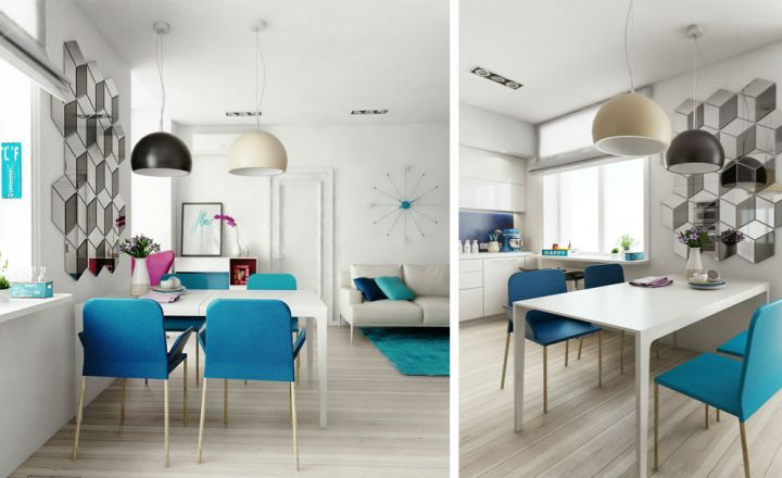 Как правильно оформить интерьер в белых тонах: лучшие фото комнат
