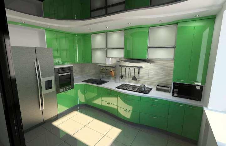 Двухуровневый потолок: гипсокартон и поливинилхлорид