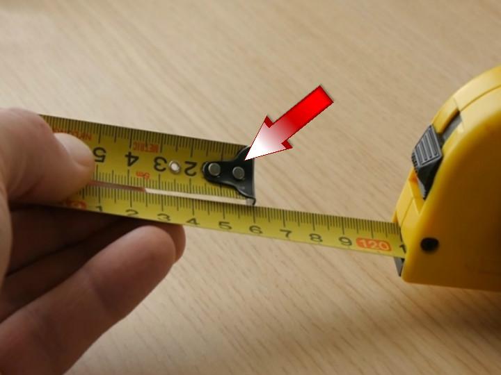 Все, что вы не знали о измерительной рулетке: полезные лайфхаки