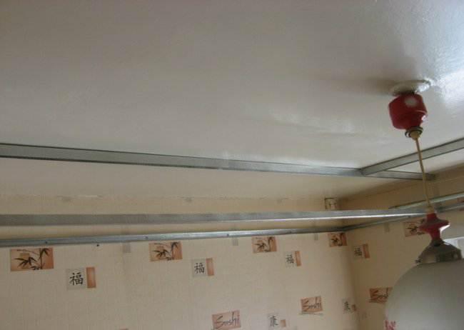 Как самому сделать многоуровневый потолок фото 602