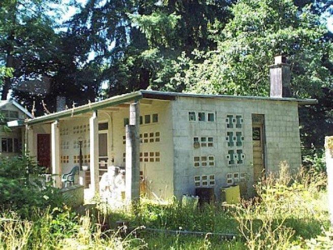 Изобретательница из Нюрнберга создала дом, в котором не нужно делать уборку