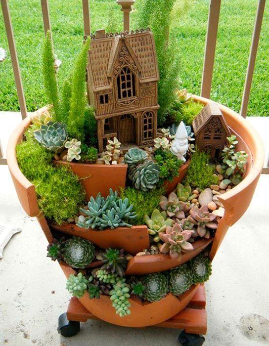 Как сделать сад коллекция 954