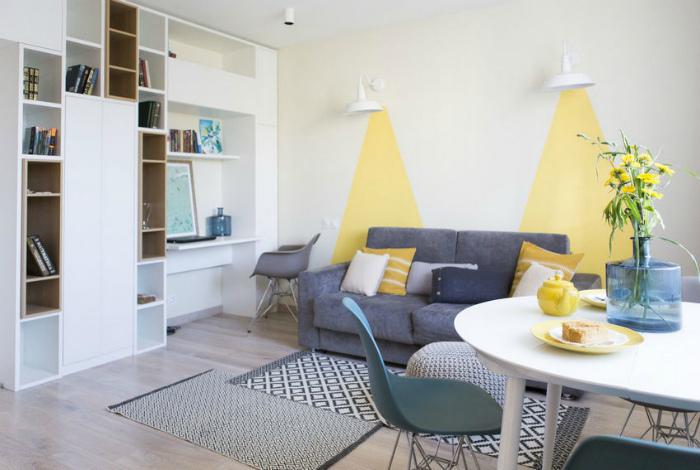 фантастические идеи обустройства гостиной идеально подходящие для