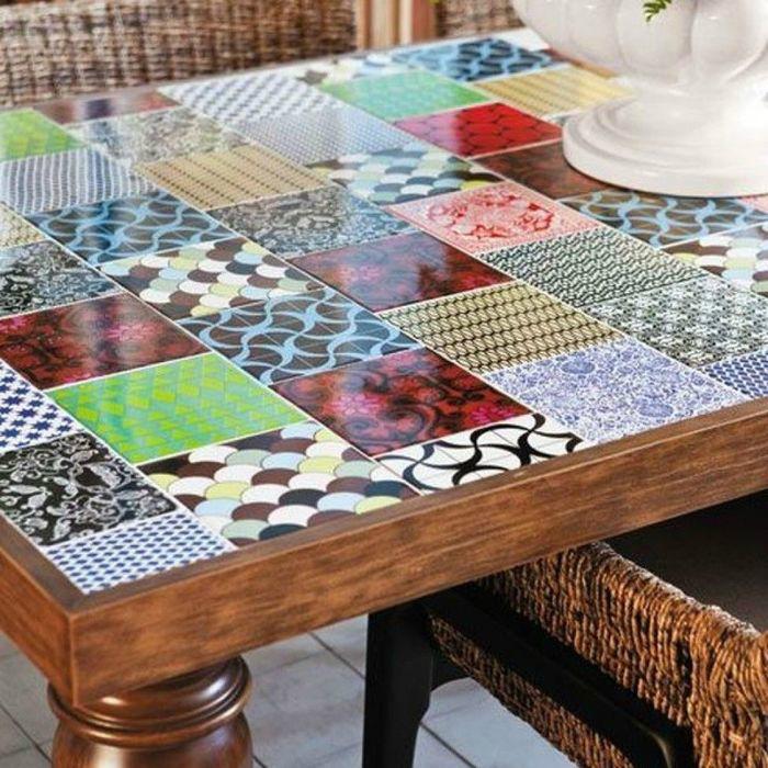 Керамический стол своими руками 63