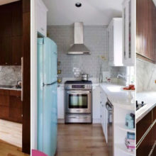 Как обустроить очень маленькую кухню, превратив ее в самое уютное место в квартире
