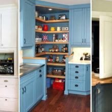 Стильная угловая мебель для небольшой кухни: 13 фантастических дизайнерских идей