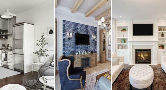 Советы по оформлению интерьера современной и стильной гостиной: 15 лучших идей от знатоков