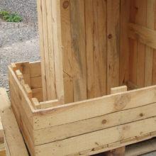 Вдохновляющие идеи создания уникальных предметов интерьера из простых деревянных ящиков