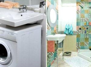 Превращаем ванную комнату площадью 5 кв. метров в уютный и стильный уголок для релакса