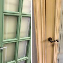 Как подобрать межкомнатные двери по цвету и дизайну